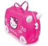Trunki Ride-On Kinderkoffer - 21 cm - Hello Kitty