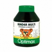 Optimax optimax  optimax multivitamins natural 180 tablets